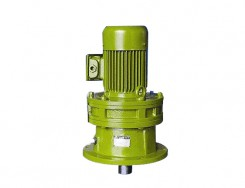 XLE双极立式摆线针轮减速机