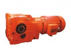 浙江K系列斜齿轮-弧齿锥齿轮减速电动机