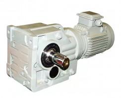 浙江S系列蜗轮蜗杆齿轮减速电动机